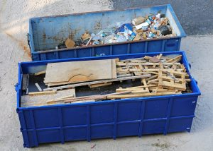 Les modalités du tri de déchets sur les chantiers